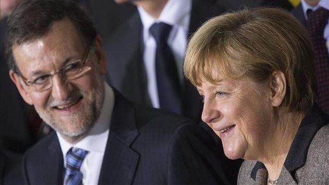 Angela Merkel y Maríano Rajoy: Merjoy... ¿por qué no?