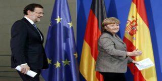 Rajoy y Merkel recorrerán en plan penitente el Camino de Santiago y se darán una 'panzada' de 6 kilómetros