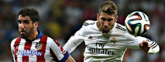 El Atlético de Madrid de Simeone neutraliza en el Bernabéu al Real Madrid de Ancelotti y todo se decidirá en el Calderón