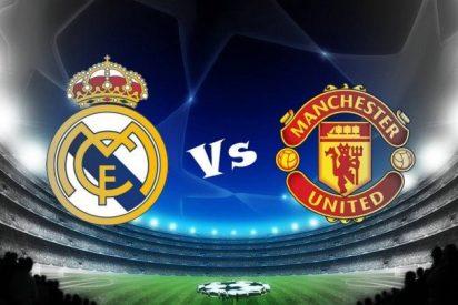 El Real Madrid recibe tres goles de castigo ante el Manchester United y llega con muchas dudas a la Supercopa