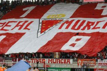 La LFP confirma el descenso a la Segunda B del Real Murcia