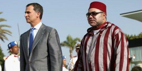 Mohamed VI llama a Felipe VI encolerizado porque la Guardia Civil le da el alto en su lancha real