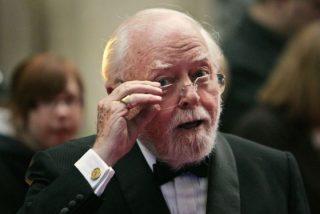 Muere a los 90 años el actor y director Richard Attenborough