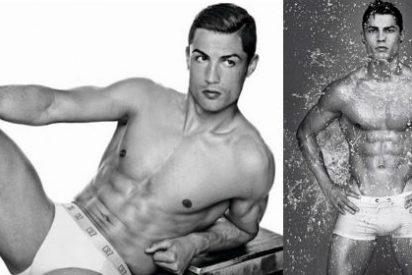 Cristiano Ronaldo se moja en agua helada por la Esclerosis Lateral Amiotrófica