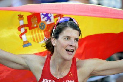 [VIDEO] Ruth Beitia, medalla de oro y nueva campeona de Europa en salto de altura