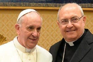 El cardenal Sandri denuncia la