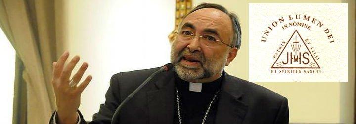 """Sanz Montes, comisario pontificio: """"El verdadero Lumen Dei continúa"""""""