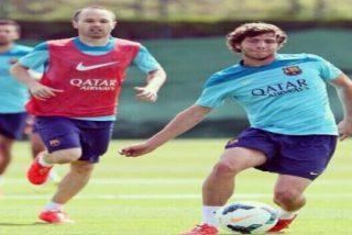 Sergi Roberto sigue siendo objetivo del Sevilla