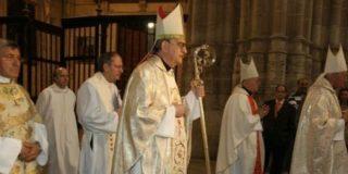 El obispo de Salamanca prohibe celebrar misa a un cura jubilado acusado de abusos sexuales
