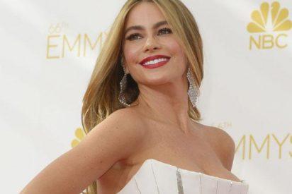 Se la agarran con papel de fumar y acusan a Sofía Vergara de 'machista', por lucir cuerpazo en los Emmy