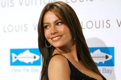 La actriz Sofía Vergara quiere más pasta y lanza su línea de joyería