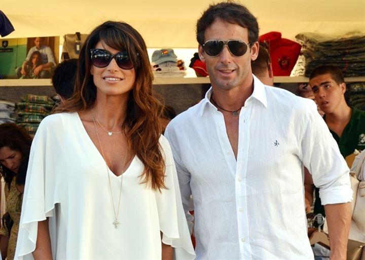 Sonia Ferrer y Álvaro Muñoz Escassi, un amor en el polo
