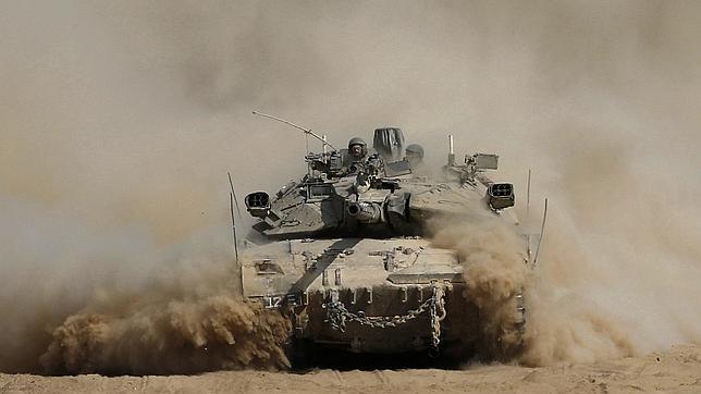 Israel moviliza a 16.000 reservistas para destruir los túneles de Hamás