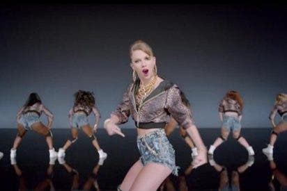 Taylor Swift presenta su nuevo Shake It Off