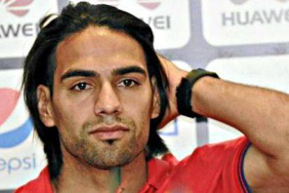 """El Mónaco informa al Liverpool: """"El 'Tigre' Radamel Falcao irá al Real Madrid"""""""