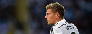El alemán Kroos ya 'manda' en el juego del Real Madrid