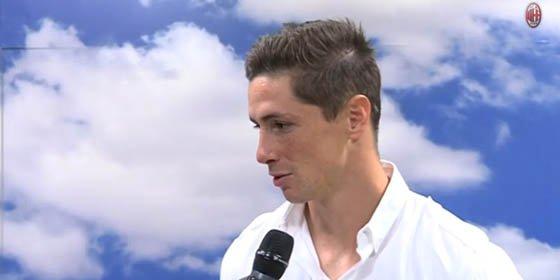 Confirmado: Torres, cedido por dos años al Milan