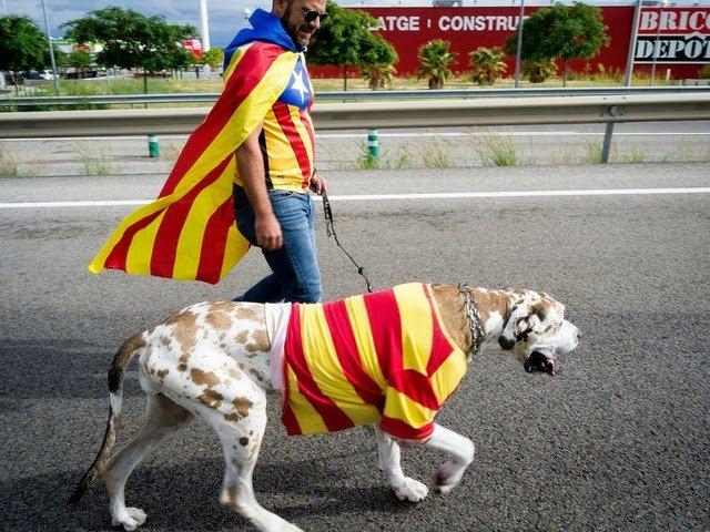 Un pacto de 'agua va' para Cataluña.