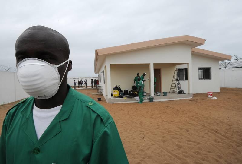 Juan Ciudad sigue en Monrovia