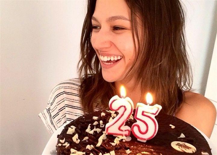 Úrsula Corberó celebra su cumpleaños