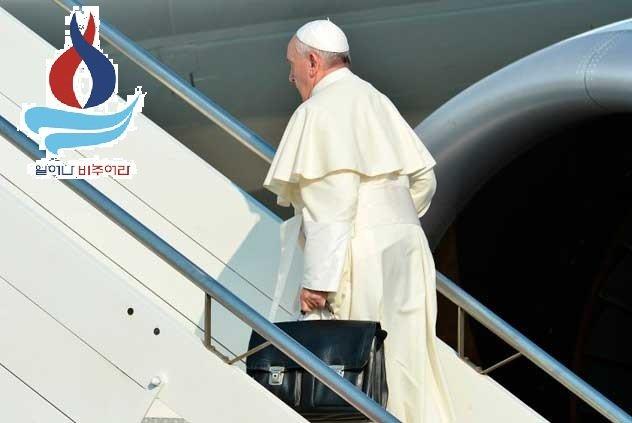 El Papa vivirá la final de la Copa de camino a Corea