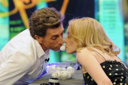 Broche de apertura Kylie Minogue, en 'El hormiguero'