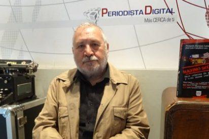 """Fernando Martínez Laínez: """"Quevedo y Cervantes han sido dos de los grandes espías españoles"""""""
