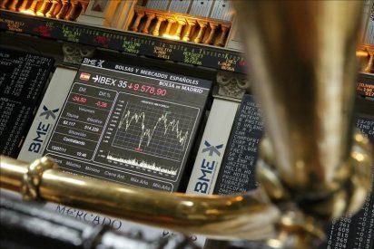 El Ibex cae un 0,16% pese a la subida de más del 6% de Jazztel