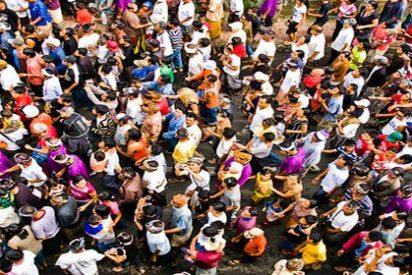 En 2100 habrá 11.000 millones de personas en la Tierra