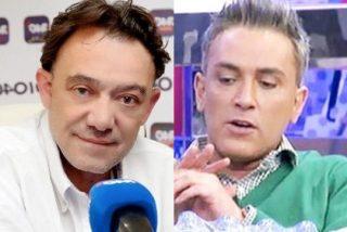 """Abellán machaca a Kiko Hernández: """"O se le ha ido la olla o es un mentiroso"""""""