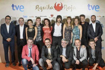 """""""Águlia Roja"""" preestrena su sexta temporada en el FesTVal de Vitoria"""