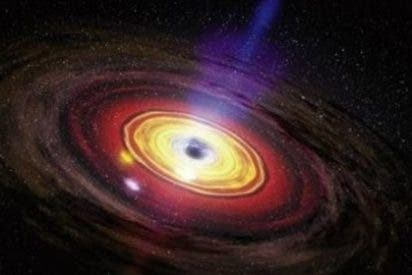 Hallan la galaxia más pequeña conocida con un agujero negro supermasivo