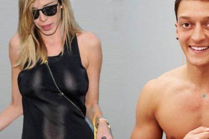Ponen los cuernos a la ex de Özil con su mejor amiga