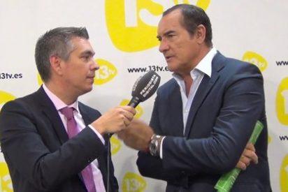 """Antonio Jiménez: """"Es increíble que De Guindos no quiera venir a 13TV"""""""