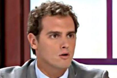 """Albert Rivera: """"Hay un pacto no escrito entre Mariano Rajoy y Artur Mas"""""""