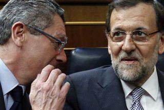 Un ataque de rabia precipitó la ruptura entre Rajoy y Gallardón