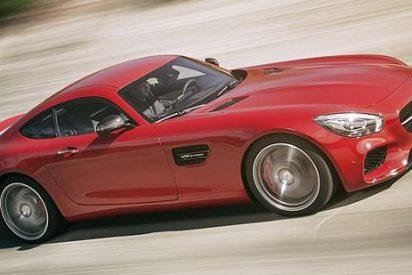Mercedes AMG GT, deportivo de raza
