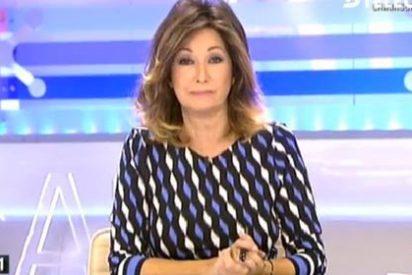 """Ana Rosa se chotea de Carolina Bescansa: """"Decir que el programa de un partido son los Derechos Humanos es como una Miss diciendo que quiere la paz mundial"""""""