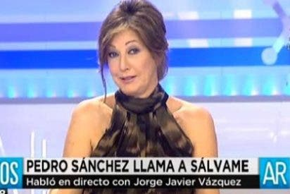 """Ana Rosa Quintana: """"En este programa no podemos entrar en el PP porque no somos informativos; hay muchas cosas que cambiar"""""""