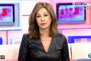"""Una molesta Ana Rosa Quintana le corta las alas a 'Cazamariposas': """"Compañeros, no me saquéis más"""""""