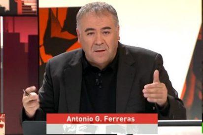 """Ferreras pone fino al socialista Gordo por acusar a laSexta de hundir al PSOE: """"Este diputado es tonto"""""""