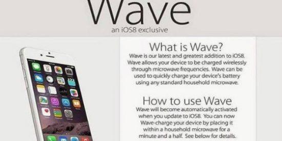 Dejan sus iPhone 6 más quemados que el mapa de Bonanza tras leer que se recargan en el microondas