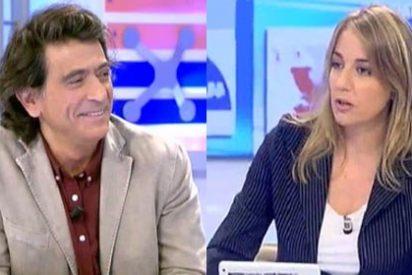"""Arcadi Espada a Tania Sánchez: """"El problema de tu partido es que en la soberanía popular ocupa un espacio pequeñísimo"""""""