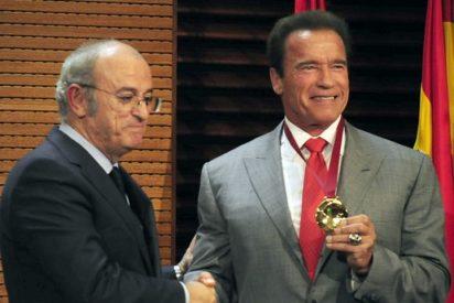 Arnold Schwarzenegger, nombrado embajador turístico de Madrid