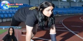 La joven atleta que pide que le amputen la única pierna que le queda para seguir compitiendo