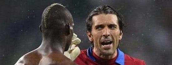 Llega a un acuerdo con Buffon hasta 2016