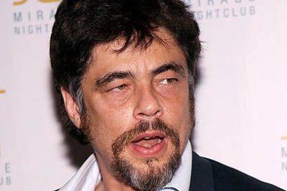 El portorriqueño Benicio del Toro recibe el premio Donostia del Festival de Cine de San Sebastián