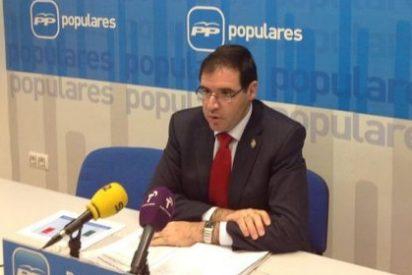 """Prieto (PP) considera que Page se limita a """"marear la perdiz"""""""