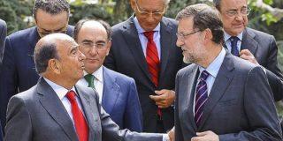 ABC y El Mundo destacan que Botín siempre se llevó bien con todos los presidentes