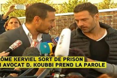 Sale de la cárcel Jérôme Kerviel, el 'broker' que hizo perder 4.900 millones a Société Générale